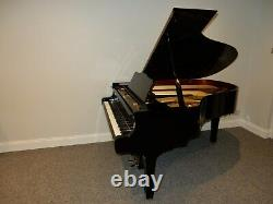 Yamaha C3 Grand Piano. Fabriqué Dans Les Années 1970. 5 Ans De Garantie. Option 0% Finance