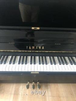 Yamaha U1 H Upright Entièrement Reconditionné-garantie De 5 Ans