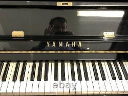 Yamaha U3 M Japonais Droit Hamamatsu- Garantie De 5 Ans Entièrement Reconditionnée
