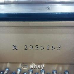 Yamaha U3 Ux Piano Droit. 5 Ans De Garantie. Environ 35 Ans